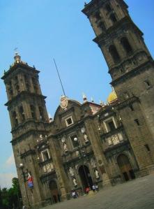 """""""La catedral poblana"""""""